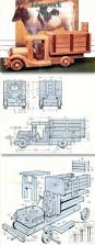 Making A Wooden Toy Truck by Best 25 Woodworking Toys Ideas On Pinterest Craftsman Toys
