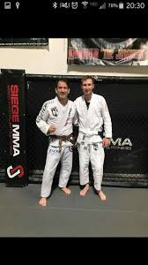 siege mma siege mma meet o shea is white belt