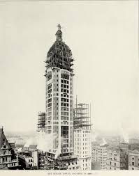 the singer building tallest in new york tallest in the world