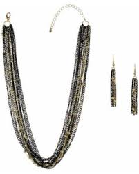 swag earrings bargains on swag or multi strand chain and