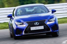 lexus is electric car lexus rc f tested on road and track youtube