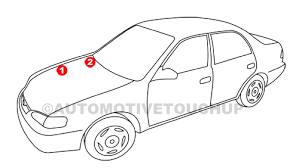 mini paint code locations touch up paint automotivetouchup