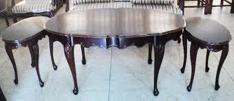 Queen Anne Dining Room Set Coffee Table U2013 Hayat Galleria