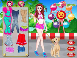 walking the dog game nice game for child fun game for kids super