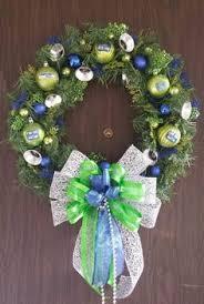 Seahawks Decorations Seattle Seahawks Wreaths Nfl Wreaths Seattle Seahawks Sports