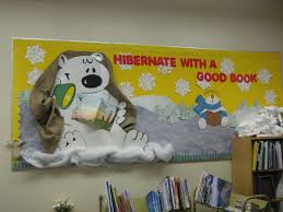 81 best winter bulletin boards images on library ideas