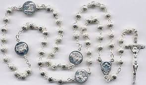 rosary from the vatican rosaries metal