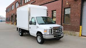 ford e series box truck 2017 ford e series box truck 138 wb dura cube in quincy