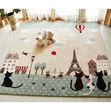 tapis chambre enfant tapis anti dérapant pour chambre salon tapis de tapis pour