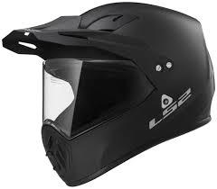 ls2 motocross helmets ls2 ohm helmet revzilla