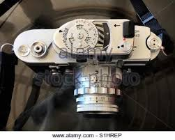 film camera light meter leica m3 classic film camera 1950 s vintage stock photo royalty