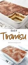 best 25 easy tiramisu recipe ideas on pinterest italian
