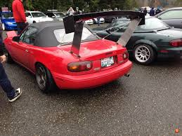 ricer lamborghini alex i think you mx 5 looks great with the new wing fitted d