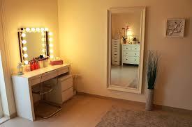 Bathroom Vanity Mirror Lights Makeup Vanity Light Ideas Vanity Mirror With Lights For Bedroom