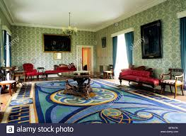 derrynane house county kerry ireland interior home of daniel