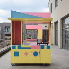 pop up house 5 e architect mobile architecture dezeen