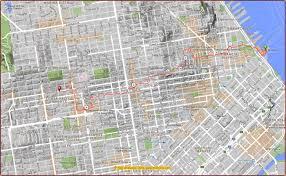 San Francisco Chinatown Map by San Francisco Bay Area Photo Blog 08 06 16
