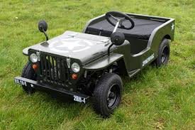 willys quad kids quad 110cc petrol 2 seat ride on willys atv jeep in us army