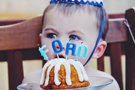nothing bundt cakes bundlet for a 1st birthday smash cake the