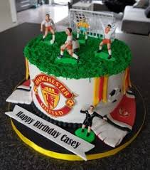 manchester united cake ordered cakes manchester