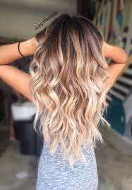 best hair color for a hispanic with roots balayage ombré brunette to blonde balayage brown and blonde