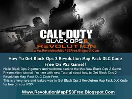 Black Ops 3 Map Packs Call Of Duty Black Ops 2 Revolution Map Pack Dlc Codes Free