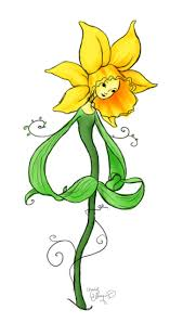daffodils drawing free download clip art free clip art on