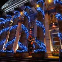 Large Commercial Christmas Decorations Uk by Commercial Christmas Decorations