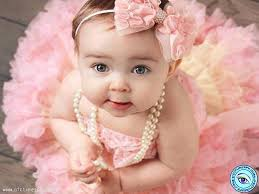 cute baby in beautiful dress file army
