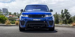 range rover svr 2016 2016 range rover sport svr review caradvice