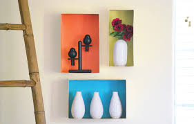 Decorative Shelves For Walls That Semicolon Blog Archive Diy Decorative Wall Shelves From A