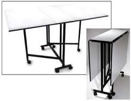 Folding Sewing Cutting Table Best Work Table For Cutting Fabrics And Crafts Products I