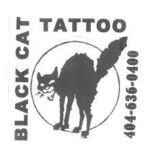 black cat tattoo studio tattoo 3524 lawrenceville hwy tucker