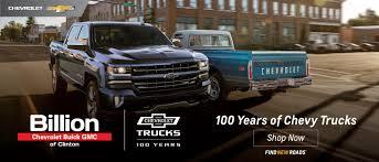 chevy truck car billion chevrolet buick gmc in clinton ia davenport u0026 quad cities
