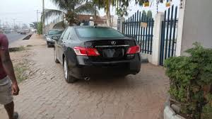 lexus es 350 for sale 2012 2012 es 350 for sale autos nigeria