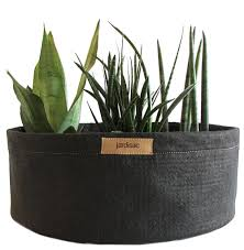 Planter Pot Large Plant Pot Geotextile 15 In