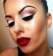 makeup ideas for a red dress mugeek vidalondon
