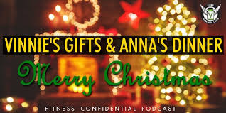 dinner gifts vinnie s gifts anna s dinner merry christmas 2017 episode 962