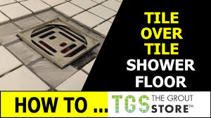 tile tile shower floor never seal again ceramic tile pro