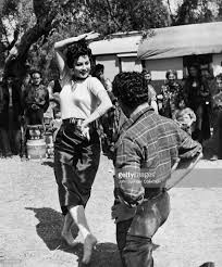 barefoot contessa ava gardner in the barefoot contessa pictures getty images
