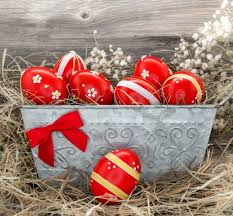 custom easter eggs the tradition of the easter eggs discover greece