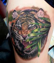 60 most amazing tiger tattoos designs you must on your