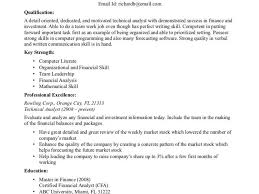 Examples Of Technical Skills For Resume by Technical Architect Resume Jobs Billybullock Us