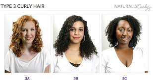wavy hair after three months curly hair guide what s your curl pattern naturallycurly com