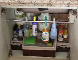Under Sink Organizer Kitchen - kitchen sink organizers u2013 kitchen ideas