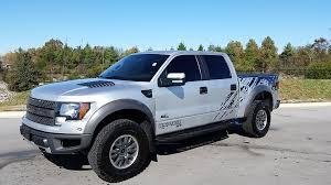 Ford Raptor Crew Cab - sold 2011 ford svt raptor super crew 6 2l v8 silver with graphics