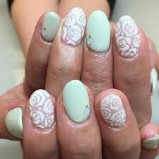 rose design on nails image collections nail art designs