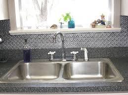 tin backsplash for kitchen exquisite innovative faux tin backsplash tiles faux tin kitchen
