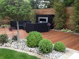 Garden  DIY Garden Contemporary Home Garden Wooden Bench - Simple backyard design