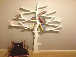 tree bookcase ikea diy tree bookshelf bookshelf tree pattern